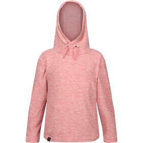 Regatta Kacie Fleece Hoodie Kids, brandied apricot
